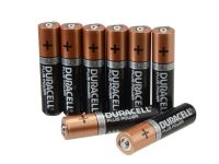 Duracell AAA Cell Plus Power Batteries, Pack of 8 (5+3)